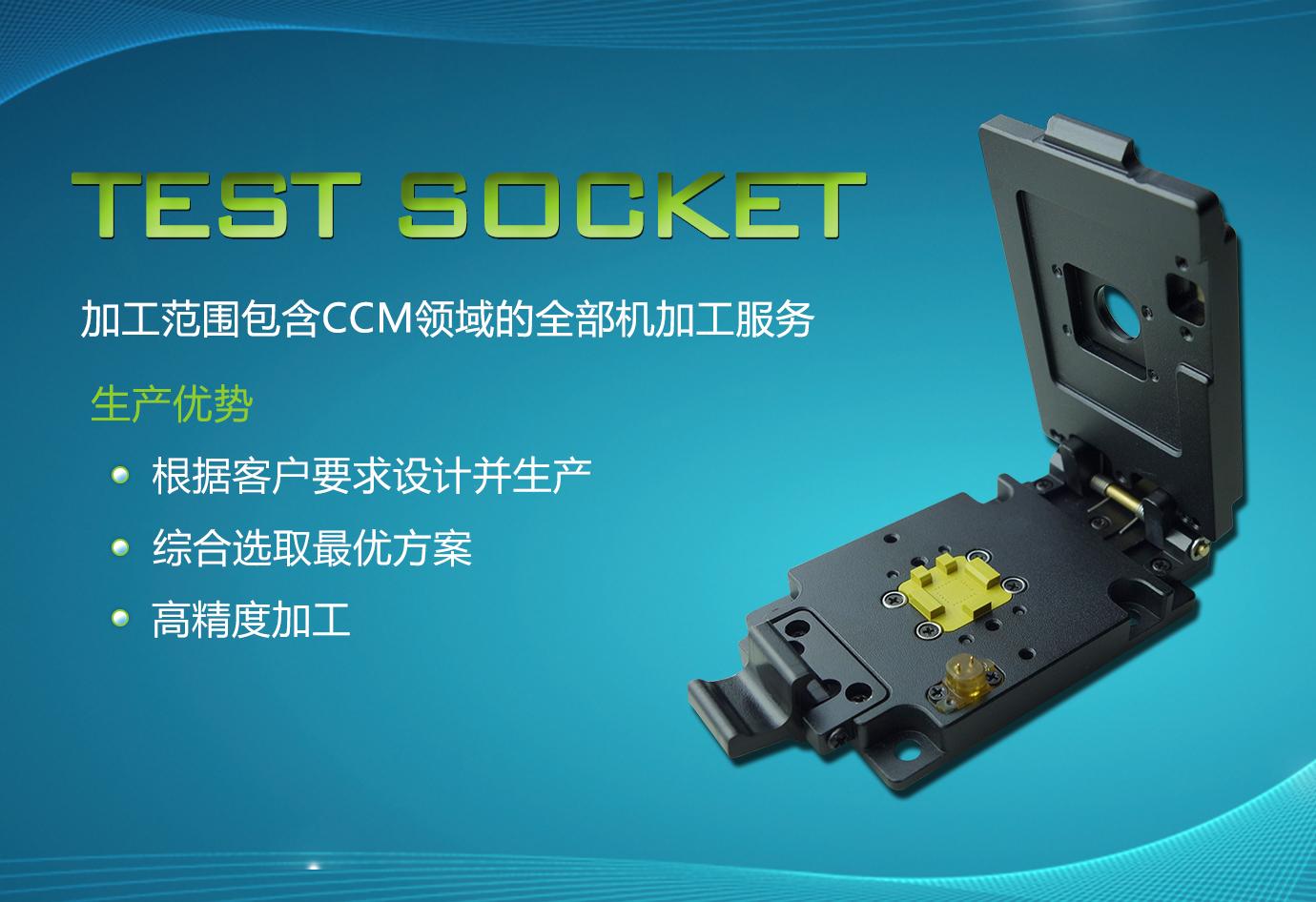 Test Socket